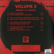 Back View : V/a - DJAX-RE-UP VOLUME 2 (DJAX-UP-BEATS) (2LP) - DEKMANTEL / DKMNTL 063-2