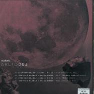 Back View : Stephan Bazbaz & Asael Weiss - ADIF EP (INCL. PRIKU & FRANCO CINELLI RMXS) - Audionik Limited / AKLTD003