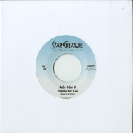 Back View : Proh Mic & E. Live - WHATCHA WAITING FOR ? (7 INCH) - Star Creature / SC7041