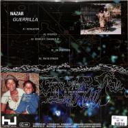 Back View : Nazar - GUERILLA (2LP) - Hyperdub / HDBLP046 / 00138496