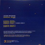 Back View : Javier Marimon - GENERAL NOISE - Oslated / OSP001