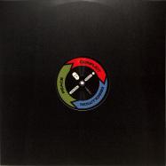 Back View : Locked Club - ATOM HELL EP - Tram Planet Records / TP013