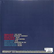 Back View : Various Artists - TOTAL 20 (2X12INCH+DL) - Kompakt / Kompakt 420