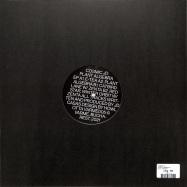 Back View : Cosmic JD - PLANT ALGEBRA EP - Varme / VARME005