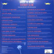 Back View : Fatboy Slim - BACK TO MINE (2LP + MP3) - Back To Mine / Backlp31