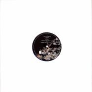 Back View : Ohm & Kvadrant - IMMENSE (SHED / SOUND SYNTHESIS RMXS / BLUE TRANSPARENT VINYL) - Kontakt Records / KNT-19