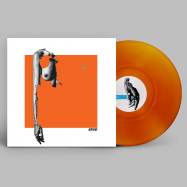 Back View : SRVD - ELEVATE EP (TRANSPARENT ORANGE REPRESS) - Rekids / REKIDS124ORANGE