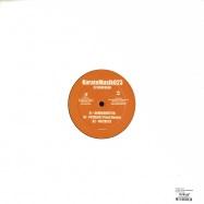 Back View : Stereofreak - POTZBLITZ UND DONNERWETTER - Karatemusik023
