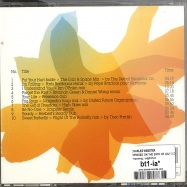 Back View : Charles Webster - REMIXED ON THE 24TH OF JULY (CD) - Peacefrog / pfg037cd