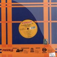 Back View : Dj Sanny J Ft. Ruly MC / GS Project feat. Adam Clay - RUMBA HABANA / OVER THE RAINBOW - Fragile / frg114