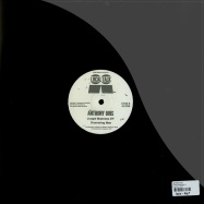 Back View : Anthony Bois - JUNGLE MADNESS EP - Local Talk / lt005