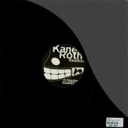 Back View : Kane Roth - BEATBOX (D.DIGGLER / DUALISM RMXS) - Numbolic / numb016