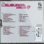 Back View : Various Artists - SUBURBIA UNMIXED 24 (2CD) - Saifam Music / com1294-2