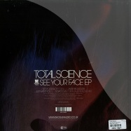 Back View : Total Science - SEE YOUR FACE EP (2X12) - Shogun Audio / sha072