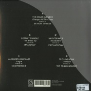 Back View : Detroit Swindle, The Organ Grinder - ROUNDUP PART 1 (12 INCH + 10 INCH) - Heist / Heist007