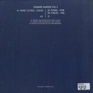 Back View : Various Artists - SUMMER SAMPLER PT. 3 - All Day I Dream / Adidsum001.3