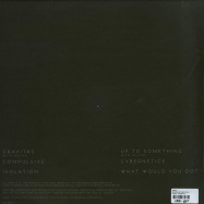 Back View : Xtrah - GRAVITAS EP (180G VINYL) - Invisible / INVISIBLE017