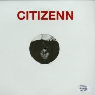 Back View : Citizenn feat. Aisha - LADY (WAFF, KERRI CHANDLER & FRANCISCO ALLENDES REMIXES) - Crosstown Rebels / CRM152