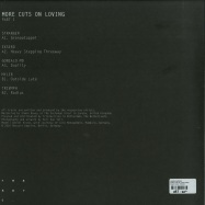 Back View : Various Artists - MORE CUTS ON LOVING PART I - Ressort Imprint / RSI010.1