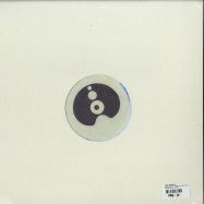 Back View : Cari Lekebusch - STYGE (WHITE / BLUE SPLATTER VINYL) - H-Productions / HYB032
