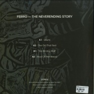 Back View : Ferro - THE NEVERENDING STORY (180 G VINYL) - Lessizmore Belgium / LIZM 16
