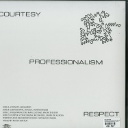 Back View : Eric Copeland - COURTESY, PROFESSIONALISM, RESPECT (2X12 INCH LP) - Long Island Electrical Systems / LIES093