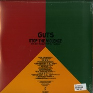 Back View : Guts - STOP THE VIOLENCE (2X12 LP) - Heavenly Sweetness / HS 167VL