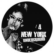 Back View : Various Artists - NEW YORK UNDERGROUND 4 - New York Underground / NYU4