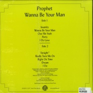 Back View : Prophet & Mndsgn - WANNA BE YOUR MAN (LP) - Stones Throw / STH2385 / 39144261