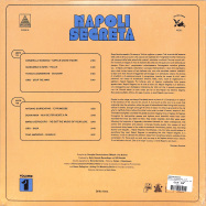 Back View : Various Artists - NAPOLI SEGRETA VOL.1 (LP) - Early Sounds Recordings - NG Records / EAS018/NG02