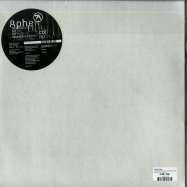 Back View : Aphex Twin - COLLAPSE EP (LTD. FIRST EDITION 12 INCH+MP3) - Warp Records / WAP423X