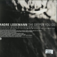 Back View : Andre Lodemann - THE DEEPER YOU GO 2X12 LP + MP3) - Best Works Records / BWR LP 02