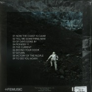 Back View : Nicolay & The Hot At Nights - GLACIERS (LP) - Foreign Exchange Music / FE013