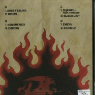 Back View : The Satan - HELL ON EARTH (RED & GOLD 2X12 LP + MP3) - PRSPCT / PRSPCTLP014