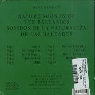 Back View : Mark Barrott - NATURE SOUNDS OF THE BALEARICS (CD) - Running Back Incantations / RBINC003CD