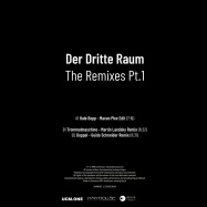 Back View : Der Dritte Raum - THE REMIXES PART 1 - Harthouse / HHMA057
