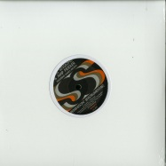 Back View : Will Sessions & Amp Fiddler - REMINISCIN (10 INCH) - Sessions Sounds / WSS008