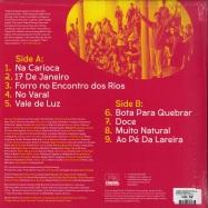 Back View : Itibere Orquestra Familia - PEDRA DO ESPIA (LP) - Far Out Recordings / FARO206LP