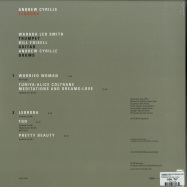 Back View : Andrew Cyrille & Wadada Leo Smith & Bill Frisell - LEBROBA (LP) - ECM Records / ECM 2589 / 7705563