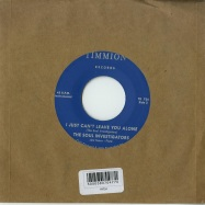 Back View : Willie West & The Soul Investigators ft. Jimi Tenor - I JUST CAN T LEAVE YOU ALONE (7 INCH) - Timmion / TR724
