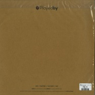 Back View : Lizz - CHAPTER I (4LP , 180GR , VINYL ONLY) - Playedby / Playedby004