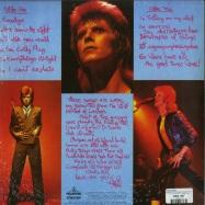 Back View : David Bowie - PINUPS (LTD PICTURE LP) - Parlophone / DB69736P / 190295511289