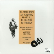 Back View : Chris Moss Acid - LILL CHILL - ArtAud / A-A04