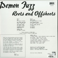 Back View : Demon Fuzz - ROOTS AND OFFSHOOTS (LP) - Klimt Records / MJJ400
