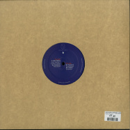 Back View : Alex Picone / Charonne / Cobert - UNDEFINED TALES 1.2 MIND SENSES PURIFIED (VINYL ONLY) - Undefined / UNDF010