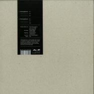 Back View : De Beren Gieren - BROENSGEBUZZE EP (MINI VINYL ALBUM) - SDBAN ULTRA / SDBANU1004