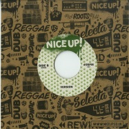 Back View : Escape Roots - GANJA SOCKS (7 INCH) - Nice Up / NUP063 / 00135550