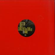 Back View : Ed Nine - DEEP CONCENTRATION - NDATL Muzik / NDATL024
