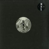 Back View : NX1 - EW (COLOURED VINYL) - Earwiggle / EAR027