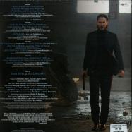 Back View : Tyler Bates & Joel J. Richard - JOHN WICK O.S.T. (2LP) - Concord Records / 7212291